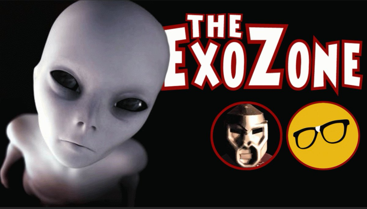 The ExoZone | Disclosure: They're Here NOW WHAT?  #disclosure #TicTacUFO #UFOs   #TheExoZone with @doomcock  is Going LIVE👇  🛸https://t.co/JJILa9KC2k👽 https://t.co/k8UcfNe6ax