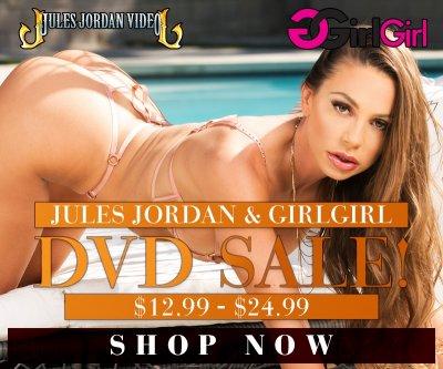 🚨 New #Sale Alert!! 🚨 @JulesJordan and @girlgirldotcom DVD Sale >>bit.ly/2ZYoO1i Save on your favorites today!
