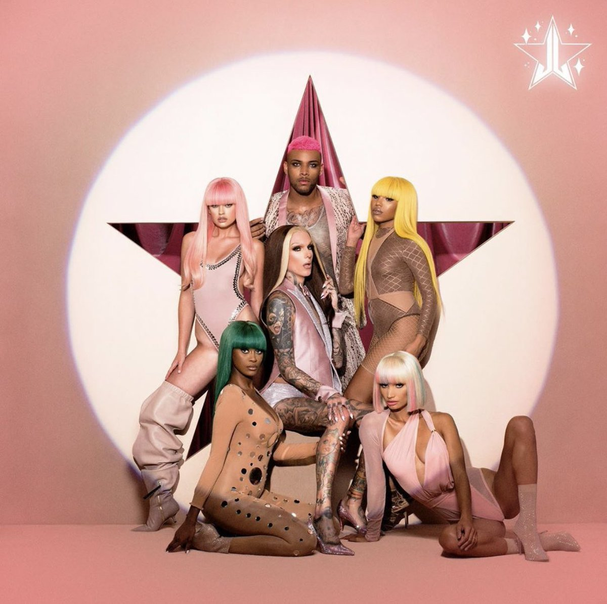 TOMORROW the #MagicStar concealer & powder shade extension launches!!  💖 #JeffreeStarCosmetics now has 48 shades of stunning concealer ⭐️ https://t.co/teu6Nr92Lp