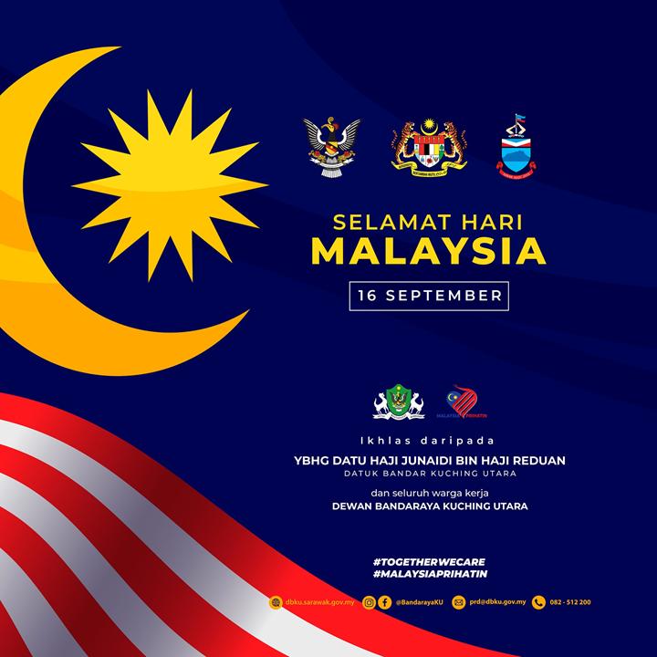 SELAMAT HARI MALAYSIA 2020!#kitajagakita#togetherwecare  #Patriotik https://t.co/sX08oQm11q https://t.co/3snXwA5DPE