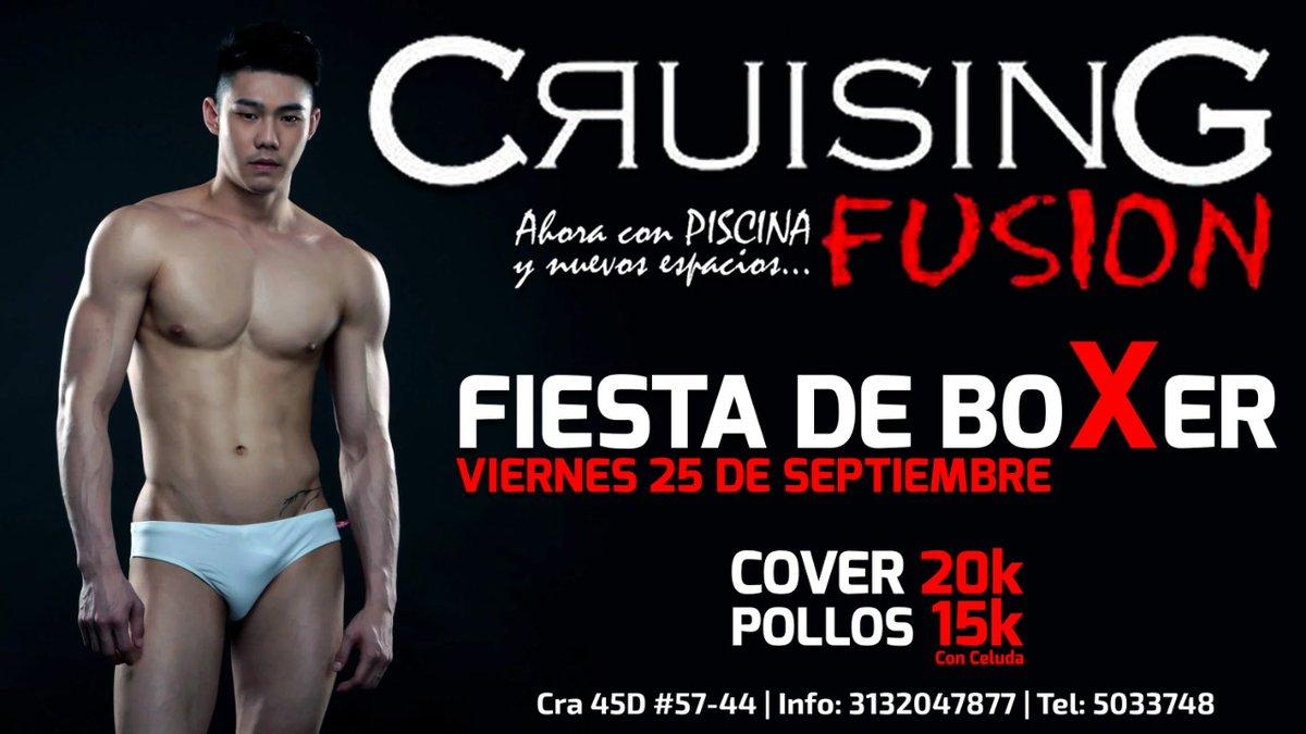 Viernes 25 de septiembre Fiesta en Bóxer Cover 20 k Pollos 15 k (18-23) con cédula De 2 pm a 10 pm TE esperamos 🍆🍑😈 https://t.co/rtQKgUnww9