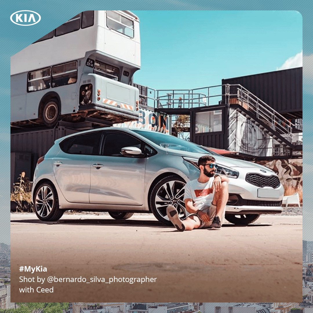 """He is not just wheels and engine, He is home""  #MyKia #Ceed 📸Shot by @bernardo_silva_photographer on Instagram  Every Movement Has A Story https://t.co/KZ0xw5NtpX"