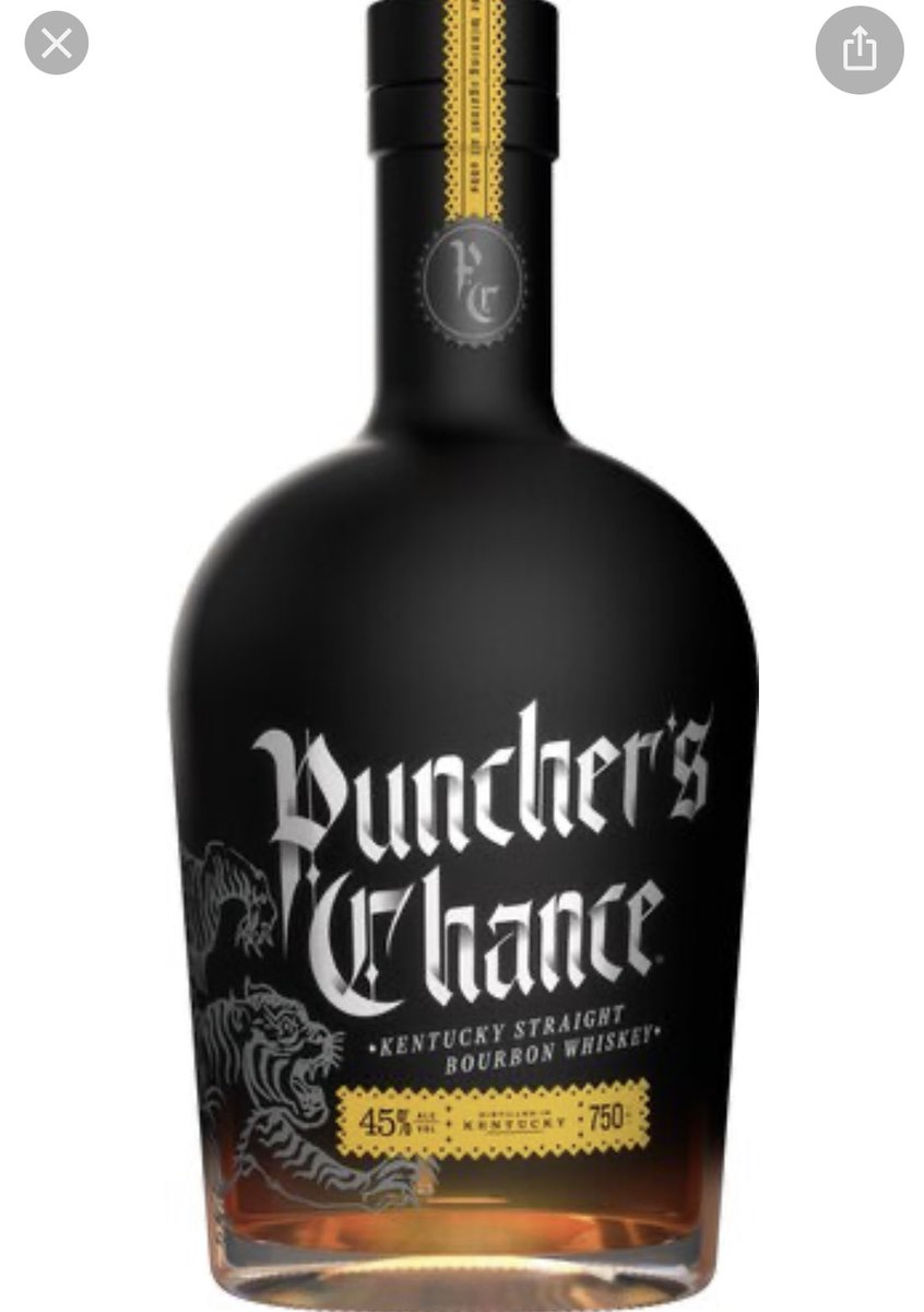 "⁦@chaddundas⁩ ⁦@benfowlkesMMA⁩ sooo Bruce Buffer has his own brand of bourbon ""Punchers Chance"". Maybe you guys can have a sample party at the UFC zoom hang out🤣😂🤣 https://t.co/ng05zI3Yqn"