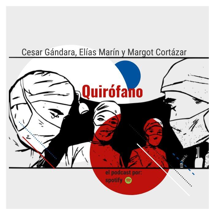 En pocos días tendrán nuestro podcast. Estamos preparando el #quirófano #seriesenquirofano @cesar_gandara @elojoylanavaja y yo https://t.co/i4TPLrTxI6