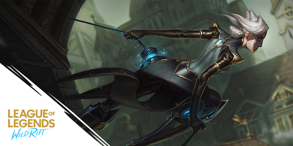 "League of Legends: Wild Rift on Twitter: ""We're rolling out a hotfix nerf  to Camille as she's dominating high-level games. ✂️ 𝗕𝗮𝘀𝗲 𝗦𝘁𝗮𝘁𝘀  Base AD :: 70 > 58 AD per level ::"