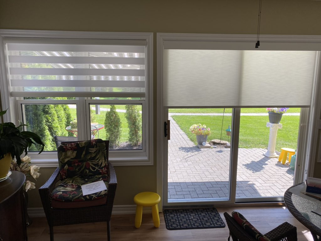 New blinds installed in Wyoming Ontario  . What do you think ?  Call 519-520-8835 for a free estimate https://t.co/6npe8xm7DI