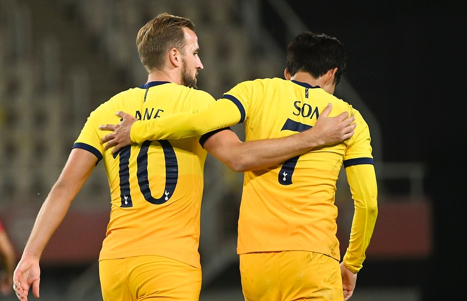 Son Heung-min lại bùng nổ đưa Tottenham đi tiếp ở Europa League. xem tại: https://t.co/9eUldMo9vM #bongdacomvn. https://t.co/yLRcfBuCk4