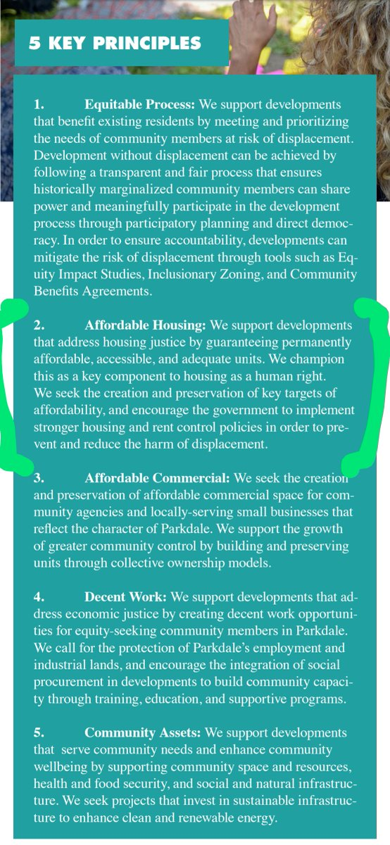 @ESN_TO @OCAPtoronto @HPAP_Ontario @SHJNetwork @TorontoOPS 👏👏👏 10K RGI units in TO in 24 mos 👆 - we like it! 👏  *#1: key words - Parkdale Community Benefits (launched Oct 2018 @ParkdalePPE & @parkdaleland) wld qualify it as