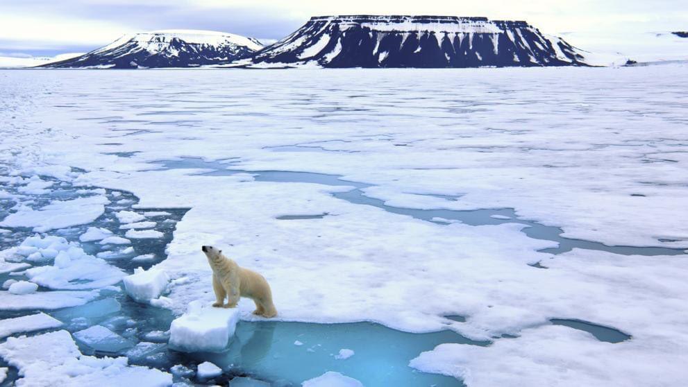 El hielo marino del Ártico registró el 15 de septiembre su mínimo del año y el 2do récord histórico de pérdida de hielo en el registro satelital en 42 años, esto en una extensión de 3,74 millones de km cuadrados, según datos del Centro Nacional de Datos de Nieve y Hielo de EU https://t.co/z1tuDPm9rR