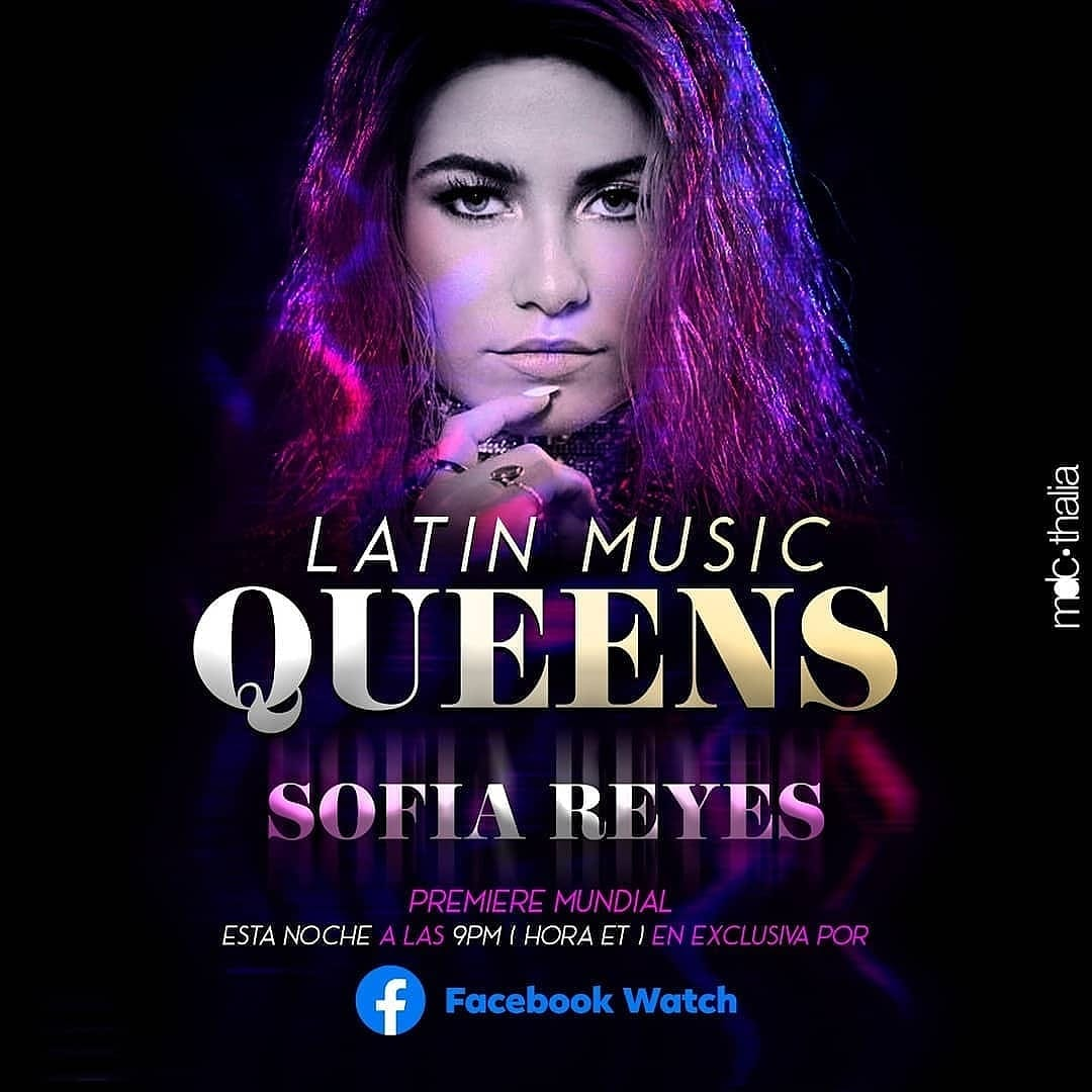 LATIN MUSIC QUEENS - SOFIA REYES  @sofiareyes 💃💅👑 Es una exitosa cantante y compositora mexicana que ha sido nominada a distintos premios de importancia en la industria de la música #Thalia #Farina #SofiaReyes #LatinMusicQueens @mdcthalia @MDCGuadalajara https://t.co/hBHOnyowPJ
