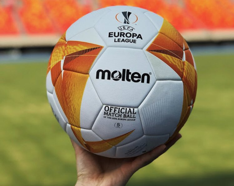 Europa League 2020/21 Ball Released!!!! 🔥🔥 Looks Really Cool......👏👏 https://t.co/0ZScdWyREC