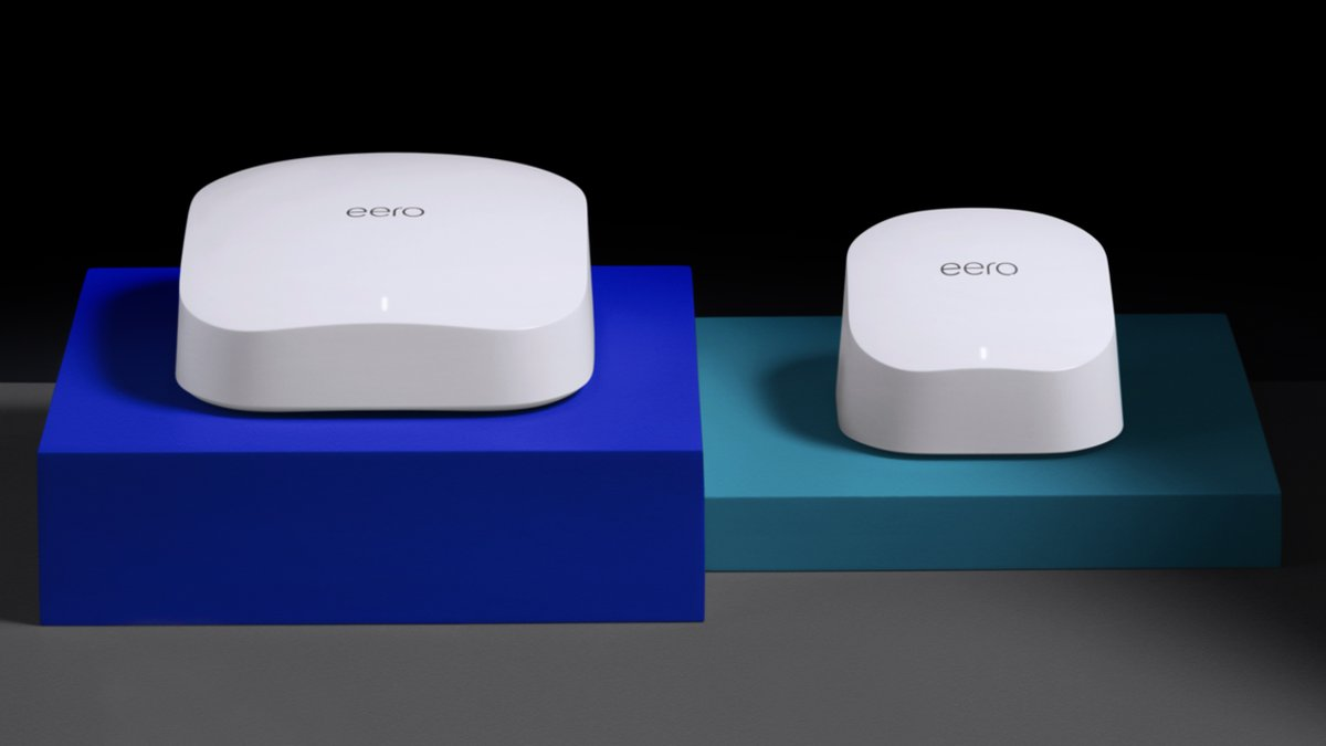 Amazon upgrades Eero router with wifi 6 and the ability to talk directly to smart home gear