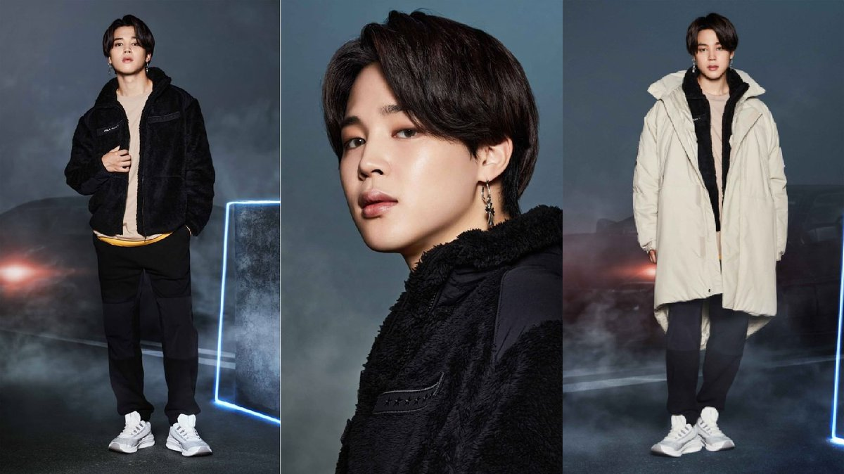 "Fila Korea has posted Jimin's promotional images showcasing apparel from Project 7 Collection on their Instagram account  ""Wherever you are, don't lose your warmth""  ☆ https://t.co/nDQiZ0oTWL ☆ https://t.co/5PiiVxE2gs ☆ https://t.co/1aaxxhBDGT  👍 & ✍  #JIMIN #지민 @BTS_twt https://t.co/msQqwxodtw"