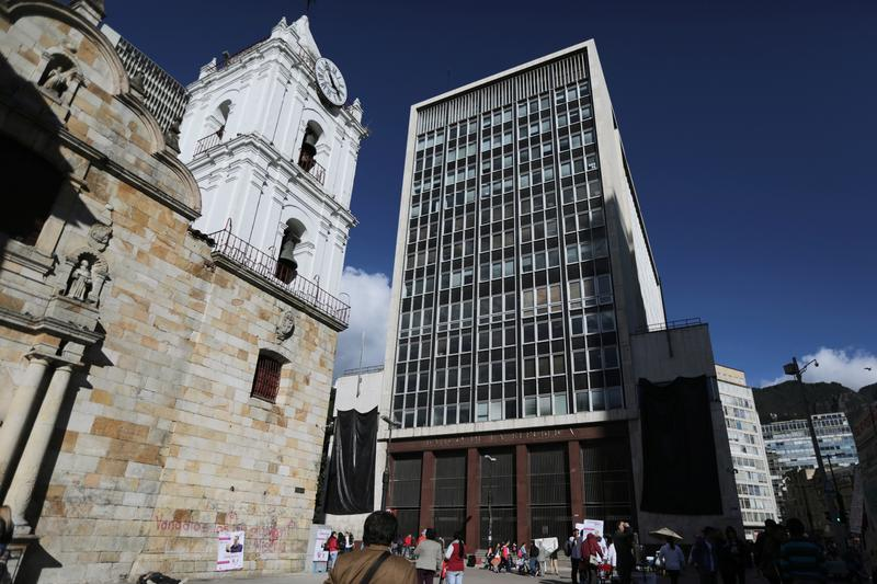 Colombia central bank to vote on interest rate, with market split on potential decision https://t.co/inDeibUizr https://t.co/sywMw3aOz5