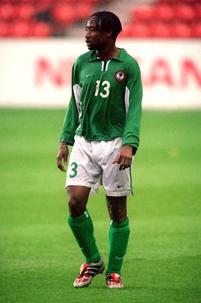 #ondisday #25September1973, Tijani Babangida, former international and @AFCAjax player and winger was born in Kaduna. He was known for his speed and agility. He is currently the President of the National Association of Nigeria Professional Footballers (NANPF, @Nigeriaplayers) https://t.co/N0YTFIGv0I