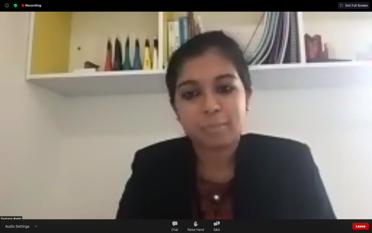 🔴LIVE: #CyberPeaceDialogue with @TheSatishDua in conversation with Ms. Sanjana Rathi from @diplomacy_cyber on Weaponisation of Social media (Indian Perspective)  #cyberpeace #cybersecurity #cyberethics #UN75 https://t.co/IAarWpGqUN