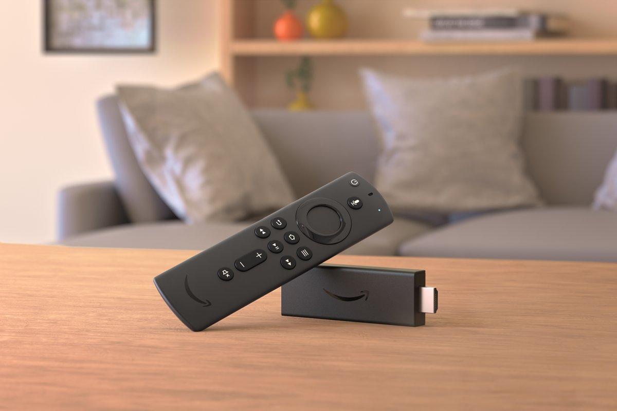 新型「Fire TV Stick」の消費電力は前モデルの半分に抑えています!Amazonが「Fire TV Stick」の新モデルを発表 前モデルより50%パワフルになって動画再生がサクサクに 9月25日から予約開始  @itm_nlab