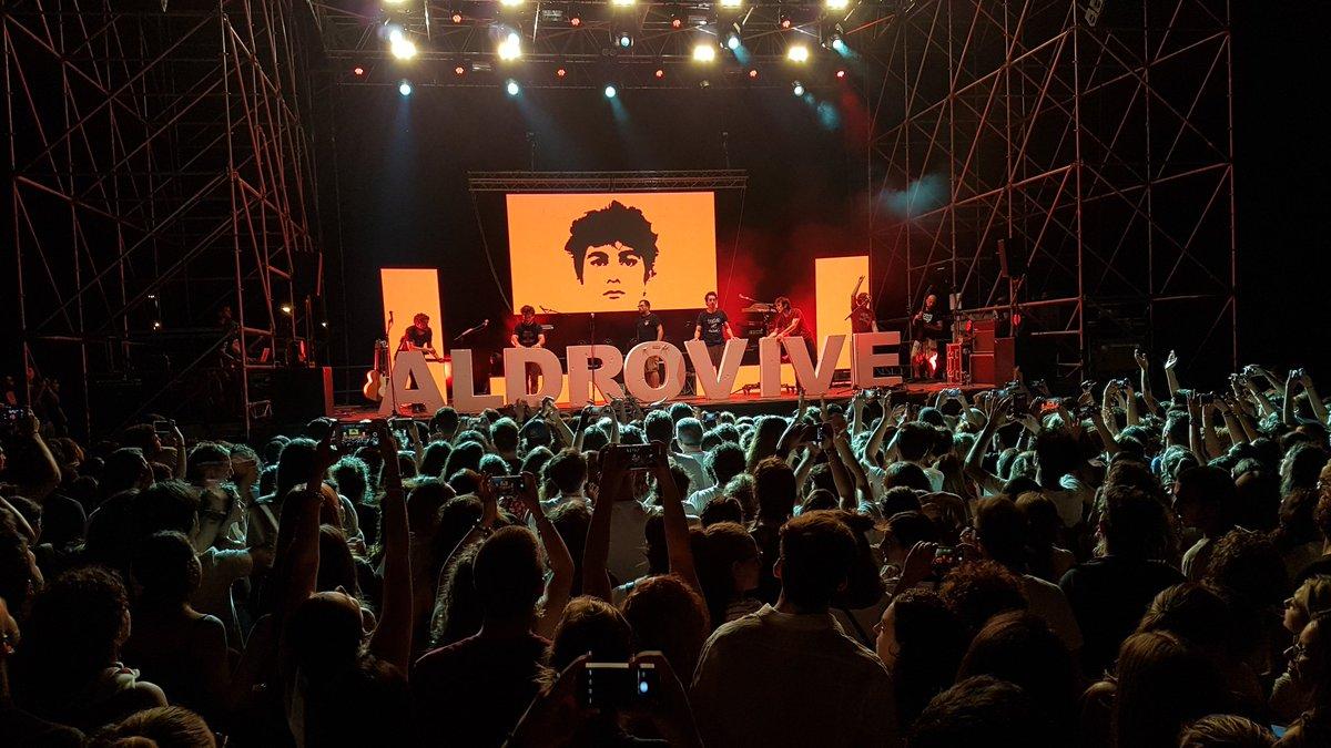 #AldroVive