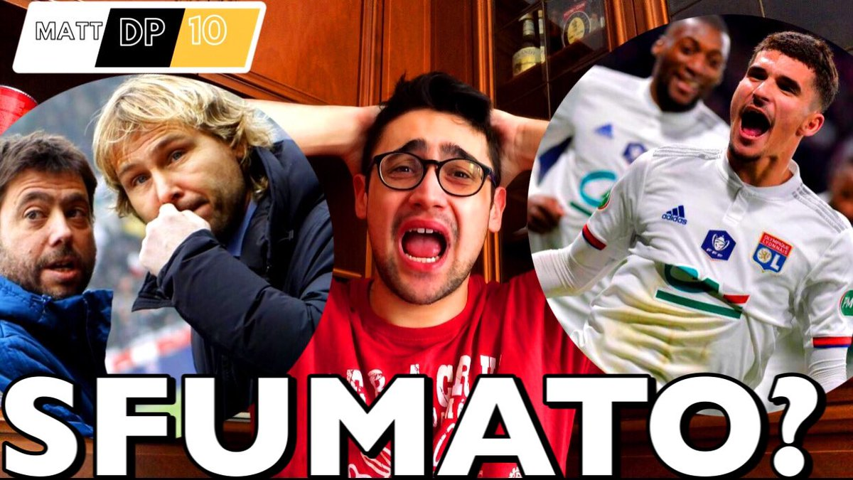 [ADESSO VI DICO TUTTO] | AOUAR JUVENTUS: TRATTATIVA IN CORSO I SFUMATA??... https://t.co/TB9tTtjips   #Ronaldo #Juventus #Paratici #Marotta #ForzaJuventus #Dybala #Guardiola #Aouar #Chiellini #CR7 #Championsleague #Agnelli #DelPiero #Buffon #Pirlo #Pogba #Raiola https://t.co/PpGyEufZGp