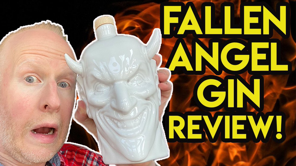 Check out my review of Fallen Angel Blood Orange Gin!  https://t.co/c3HLVBEbcJ  #gin #ginandtonic #gandt #booze #drink #drinks #drinking #alcohol #fun #nightout #ginandjuice #nightlife #drinkswithfriends #instagood #goodtimes #liquor https://t.co/TkDAHSl72h