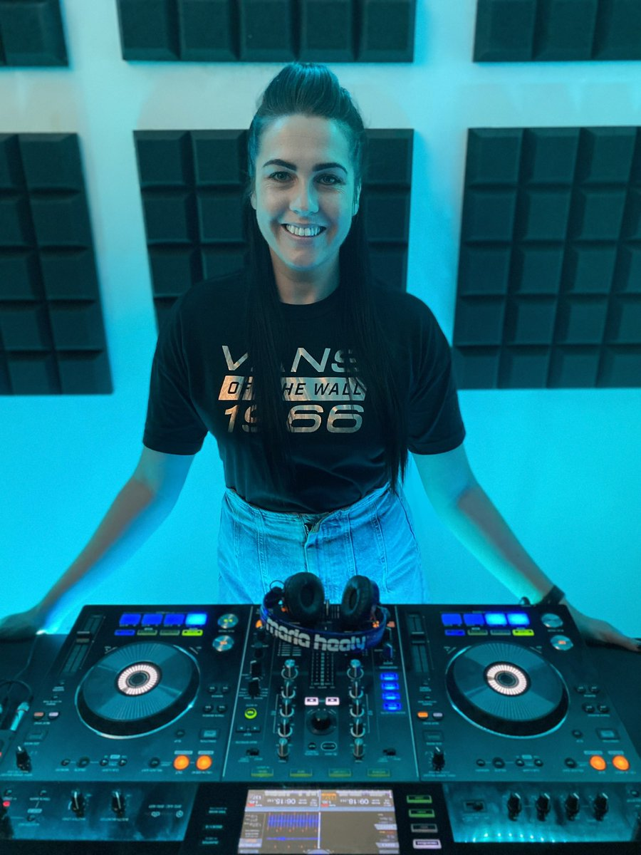 This evening you can tune in to another exclusive DJ set! From 8 PM till midnight (CET) Trance star @MariaHealydj will spin some of the best in cutting edge Trance in a special 4 hour set.   Tune in via our Facebook, YouTube or Twitch channel!  https://t.co/k2tnanO4ma https://t.co/BiM7glJPyG