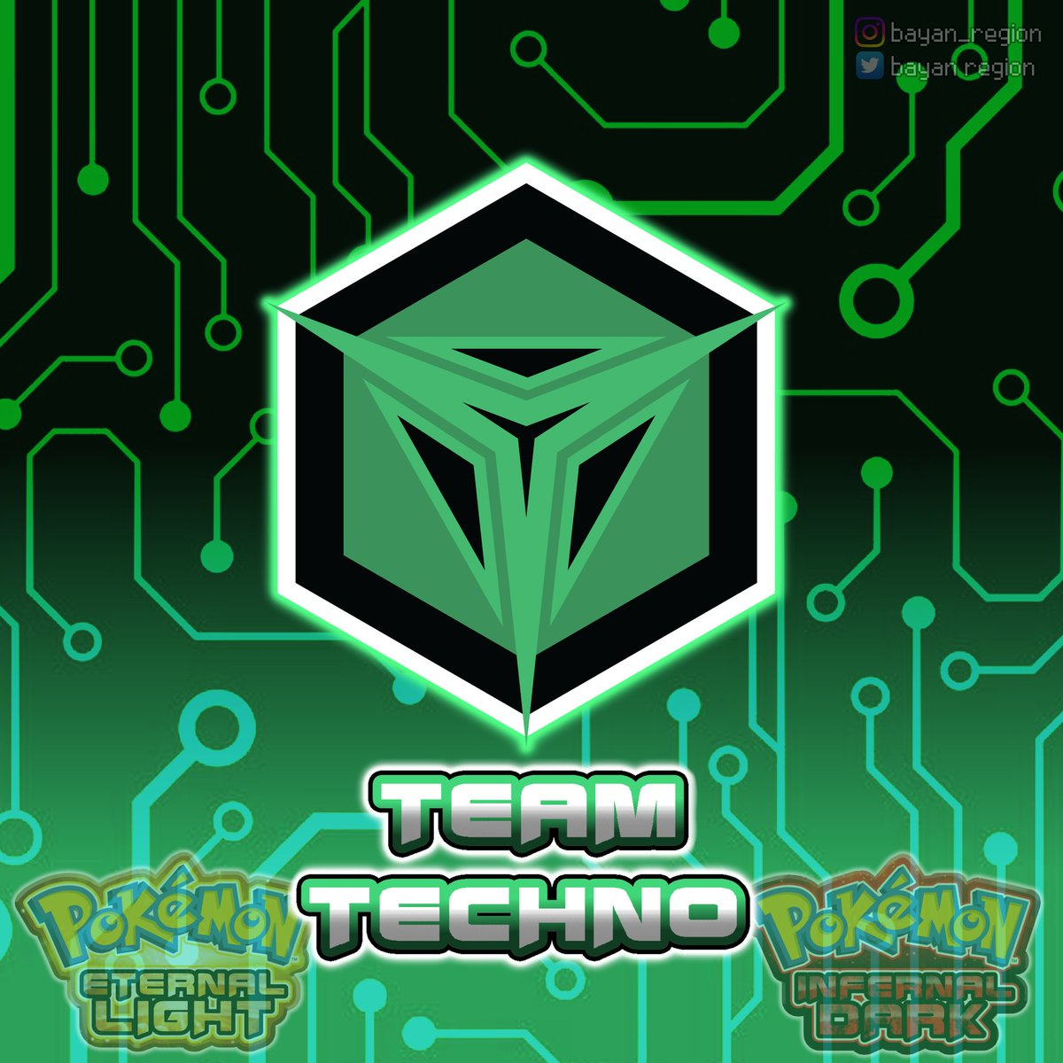 🔸🔶Team Techno🔷🔹  This technologically advanced secret society is well known for how little they value Pokémon life.  •❅──✧❅✦❅✧──❅• #pokemon #fakemon #fangame #pokemonessentials #bayanregion #PokéFanNews https://t.co/5VToLEKsC5