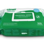 Image for the Tweet beginning: We have Clinell universal cleaning