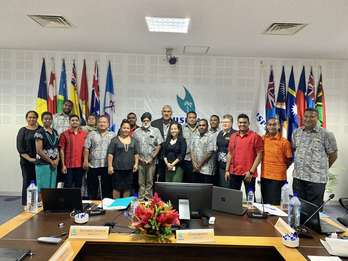 The #USP #StudentCouncil concluded its #CouncilMeeting today.  Insert: our Regional Branch Presidents 🙌🏻 #OneOceanOnePeopleOneVoiceOneJourney https://t.co/Wvvundstla
