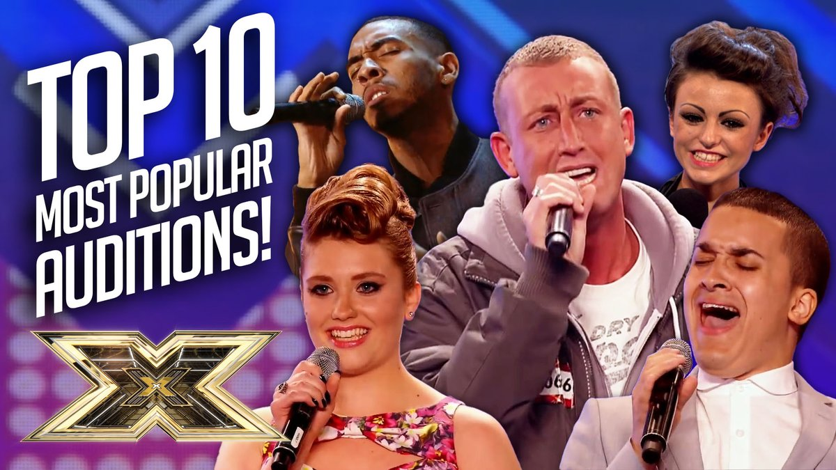 We've collated the TOP 10 MOST POPULAR #XFactor auditions, including @CherLloyd, @4thImpactMusic and @JamesArthur23 and more! 😱🔥👏  Can you guess who has taken first place? Find out below 👇  https://t.co/RXmLnxZsWe https://t.co/v8Sz2OMJGc