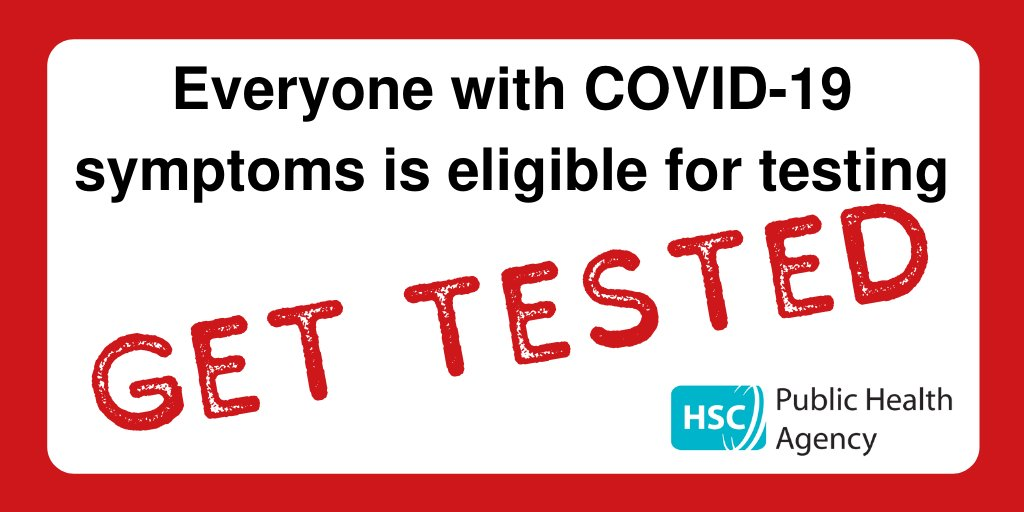 Don't forget the symptoms of COVID-19. If you experience either a new continuous cough, high temperature, or a loss of, or change in sense of smell or taste, get tested.  Find out more at https://t.co/lSisoYIOPP https://t.co/cFMoXU1JcQ