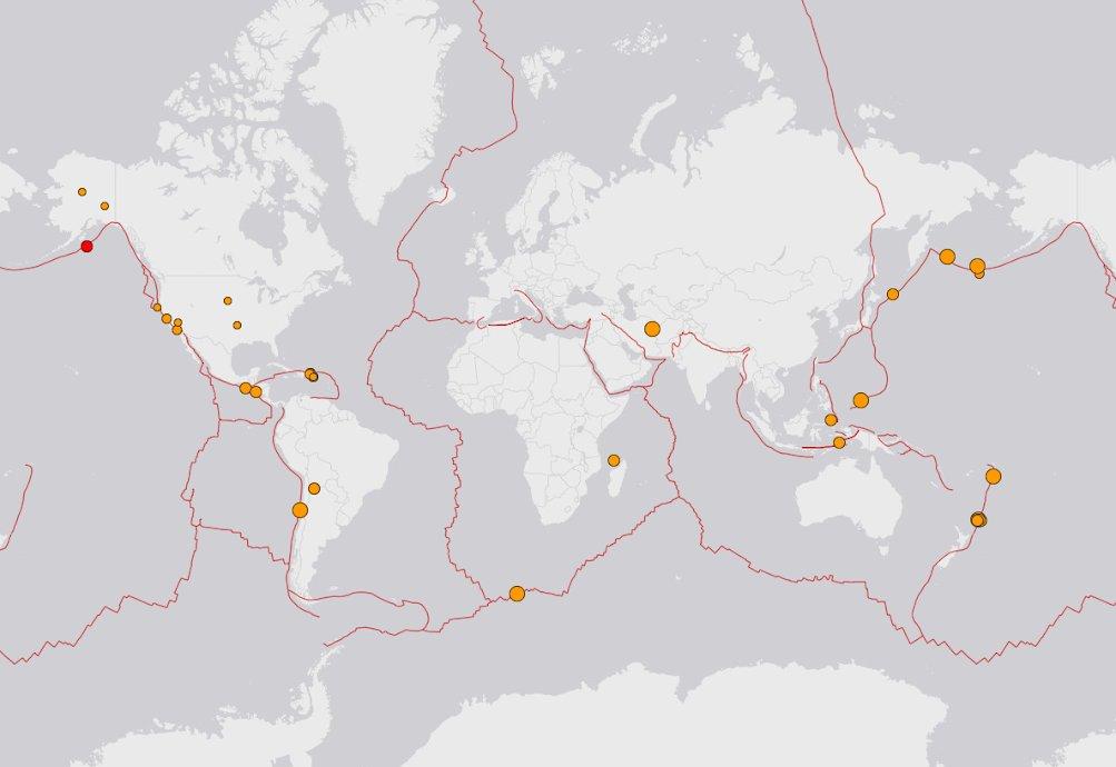 DAILY REAL TIME EARTHQUAKE USGS GLOBAL: https://t.co/FUoEV6NLLc #earthquake #tremors #usgs #hawaii #newzealand #europe #tsunami #sanadreasfault #ringoffire #pacificfaultline #worldwideearthquakes #globalearthquakes #asia #oklahoma #california #alaska #southamerica https://t.co/kPT0YQd8hv