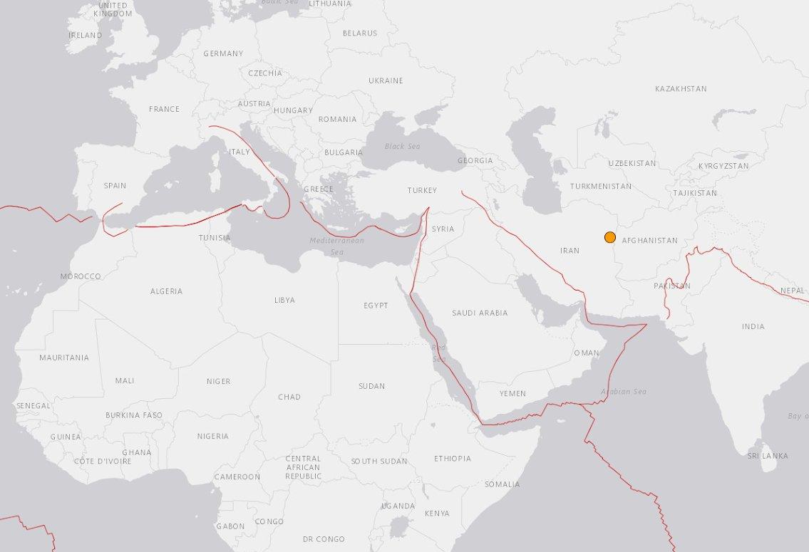DAILY REAL TIME EARTHQUAKE USGS GLOBAL: https://t.co/vgRsNHKp3q #earthquake #tremors #usgs #hawaii #newzealand #europe #tsunami #sanadreasfault #ringoffire #pacificfaultline #worldwideearthquakes #globalearthquakes #asia #oklahoma #california #alaska #southamerica https://t.co/erNCjGCY97
