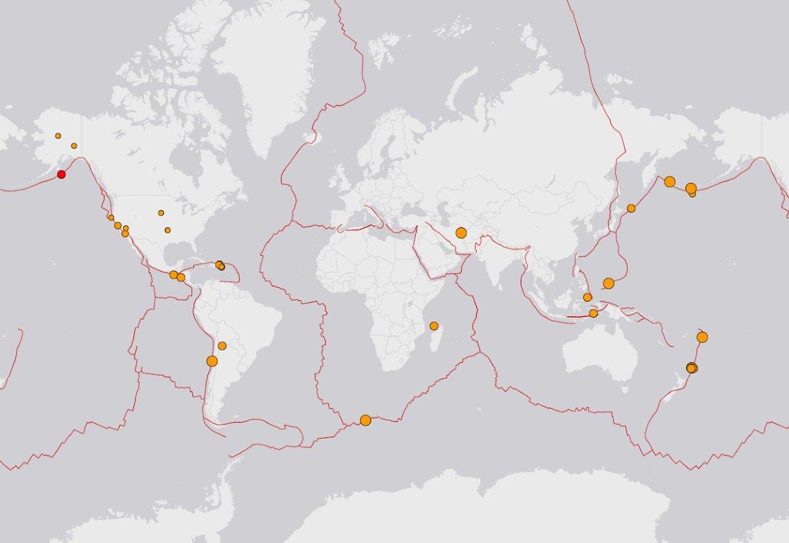 DAILY REAL TIME EARTHQUAKE USGS GLOBAL: https://t.co/T48ldxRi0D #earthquake #tremors #usgs #hawaii #newzealand #europe #tsunami #sanadreasfault #ringoffire #pacificfaultline #worldwideearthquakes #globalearthquakes #asia #oklahoma #california #alaska #southamerica https://t.co/vOlrfUDXW7