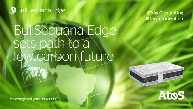 #BullSequana Edge sets path to a low-carbon future! >> https://t.co/RtIaMKZu2B #edgecomput...