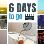 Image for the Tweet beginning: Only 6 days to go!  Meet