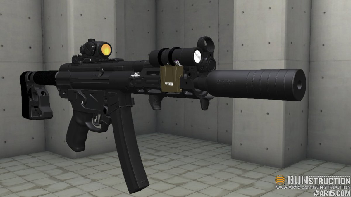 Still have a soft spot for the MP5. https://t.co/EKXQ19Zcss