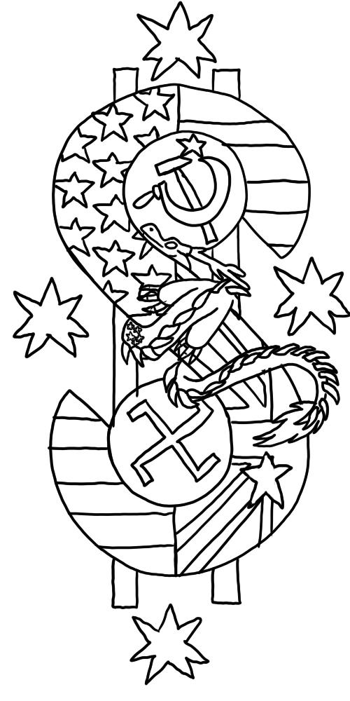 tattoo i made ages ago #tattoo #capitalism #communism #nazi #british #USA #amrica #USSR #russia #china #australia #southerncross #hate #joketattoo #war #funny #pissedoffpeopleinonetattoo #flags #meaning #Swastika #Hammerandsickle https://t.co/o2KUghpAfw