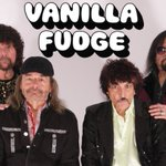 Image for the Tweet beginning: VANILLA FUDGE Releases Remastered Cover