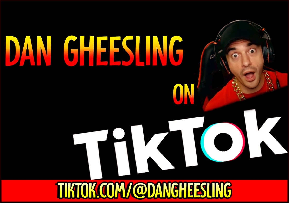 Go check out @DanGheesling on #Instagram & #TikTok! 📱🔥😂  https://t.co/zHMkMiDV9x 🔥  https://t.co/898chvb2XS 🔥  #GamingLife #Smile #Games #ForYourPage #PUBG #lol  #TwitchGaming #Funny #Laugh  #Gaming #VideoGames #Fun #TwitchClip #GamingChannel #FYP #PubGMobile #PCGaming https://t.co/nX8TTDcQFr