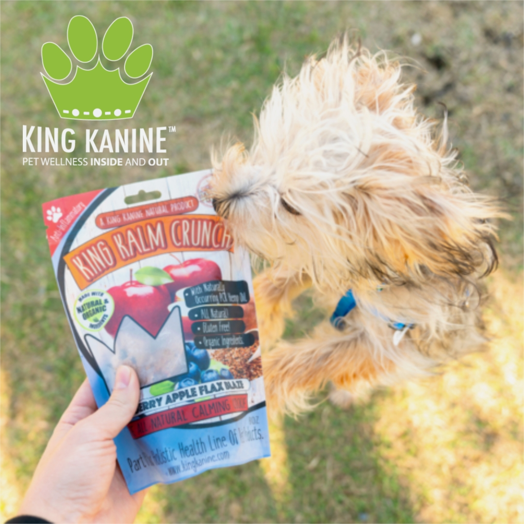 Organic CBD products for pets available, bringing joy to families nationwide as we help them keep their four-legged members healthy and happy. King Kanine helps raise funds and awareness for the ASPCA #community #Pethealth #CBD  >>  https://t.co/FRJ90K9Esc https://t.co/fB1YVW6E4i