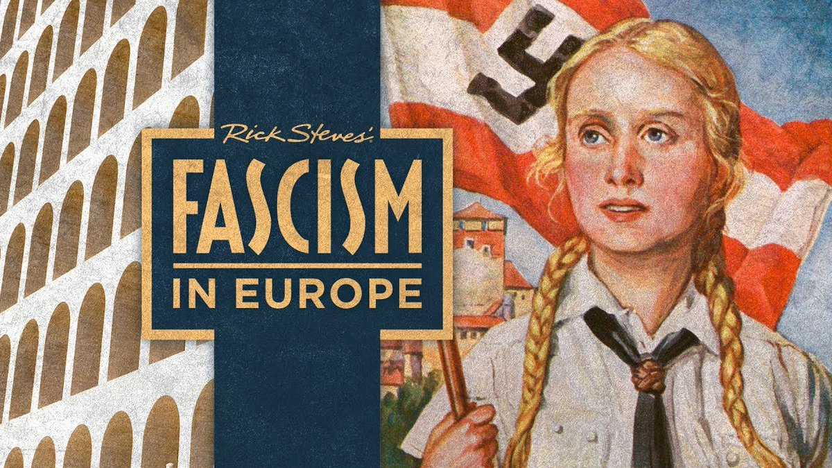 The Story of Fascism: Rick Steves' Documentary Helps Us Learn from the Hard Lessons of the 20th Century   https://t.co/ooB3roKDvG https://t.co/zhmxYOg1Us