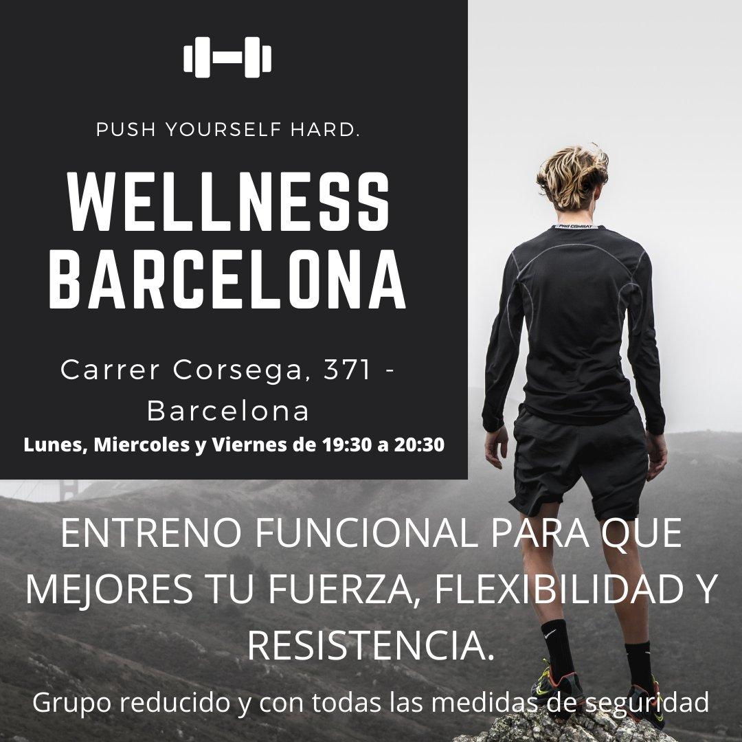 Los #viernes cerramos la semana con un #entreno #hiit en #wellness #Barcelona  #recuperacion #adicciones #drogas #tratamiento #salud #alcohol #ejercicio #deporte #exercise_is_a_medicine  #recovery #drugs #cocaina #alcoholismo #ludopatia https://t.co/hzFluvAoKh