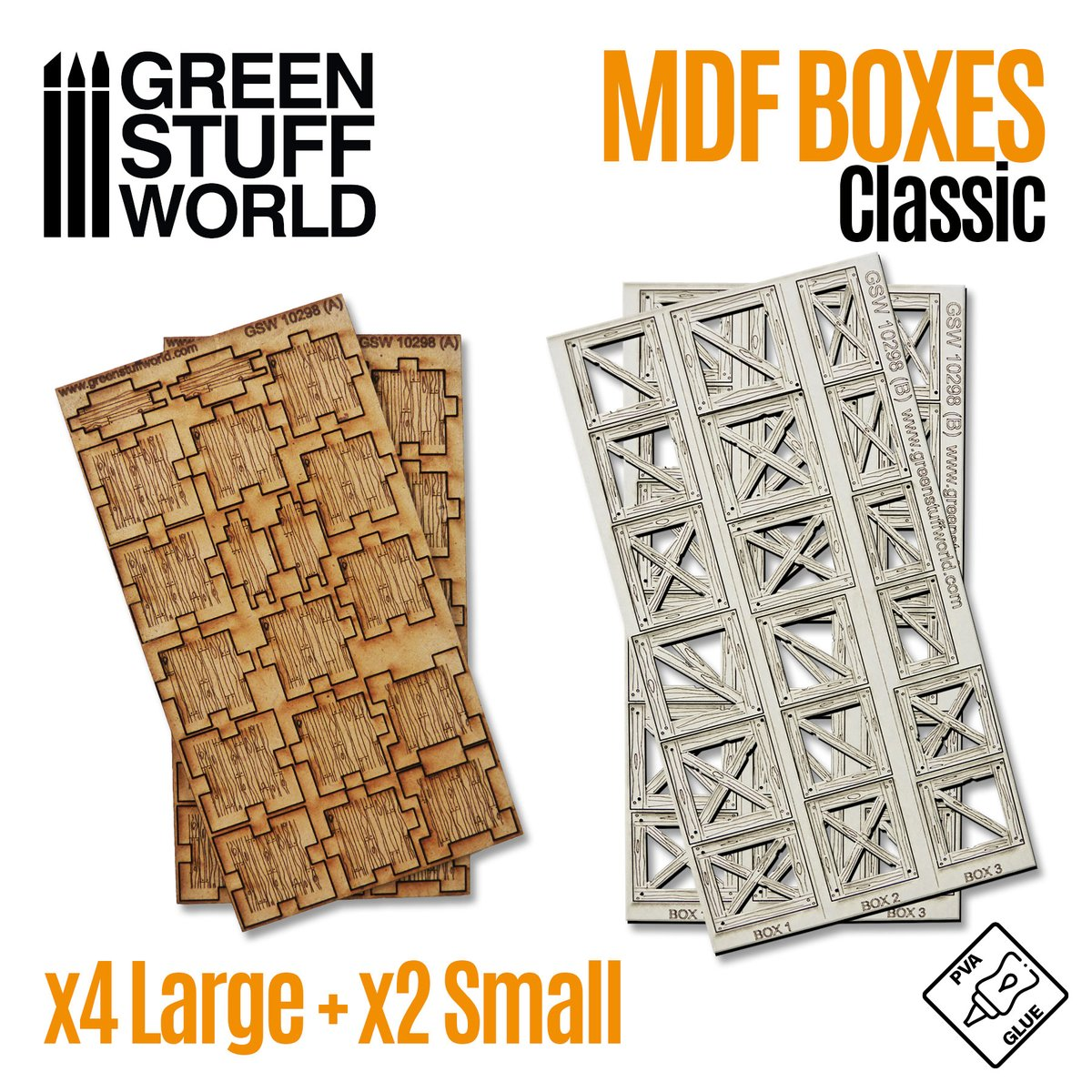 Wooden boxes made of a combination of high quality MDF wood and extra hard cardboard, laser cut with precision.  https://t.co/nBBuk3sPhC #wargames #warmongers #WarhammerCommunity https://t.co/bhcwgm4vSa