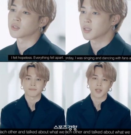 "Kmedia wrote a new article about BTS Jimin receiving rave reviews from renowned foreign journalists as ""the next UN secretary general""  after his honest and emotional speech during UN 75th General Assembly drew attention across the world  📌https://t.co/wPj1cMOmLy https://t.co/cTuF8ZUxJl"