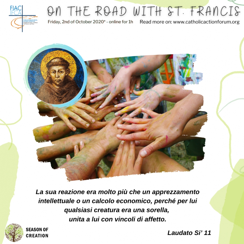 #CatholicAction #AC #LaudatoSi #SeasonOfCreation #TempoDelCreato #affetto https://t.co/iWIKXNYkqh