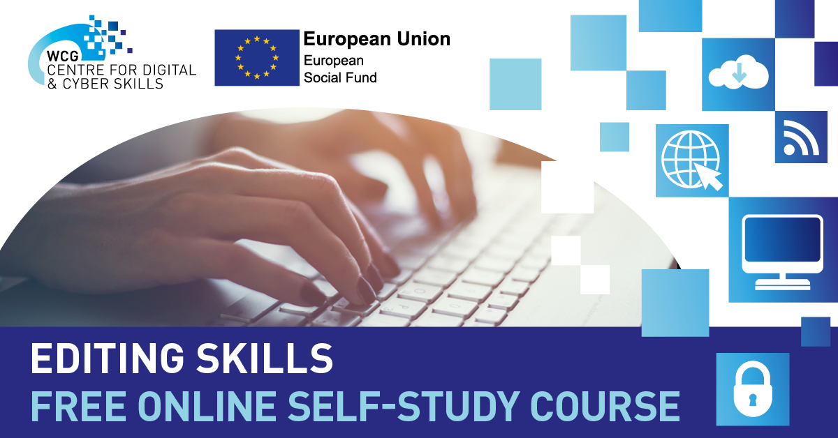 Editing Skills - FREE Self-Study Online Course - Start Now. Improve your #digitalmarketing #communications, and create outstanding #digital documentation and presentations. https://t.co/G2ayBSrlUE #coventry #warwickshire #editing #publishing #blogging https://t.co/jyCeTuY27Q