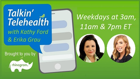 NEXT UP at 3:00 am ET #TalkinTelehealth: Kathy & Erika discuss why  the executive order to improve #telehealth access & coverage in rural America is such important news, & what this means for the #healthcare industry #telemedicine @rhinogram #HCNowRadio https://t.co/R6JKzVzpNT https://t.co/EFoFWmRHav