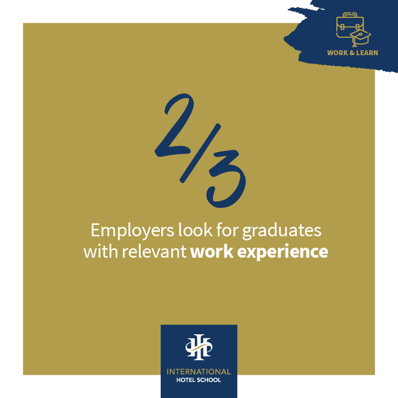 Our Traineeship programmes will provide you with the opportunity to develop real life skills through Work Integrated Learning, giving you the practical work experience you will need to be successful in either the hospitality or culinary industry! https://t.co/ePVDJuT9Vr