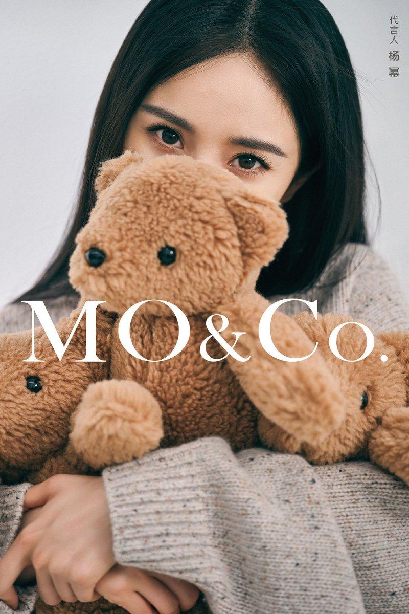 ต้ามี่กับหมี น่ารักคู่เลย ขอเหมากลับบ้านเลยได้ไหม #Yangmi #หยางมี่ https://t.co/yP9z9R72uH