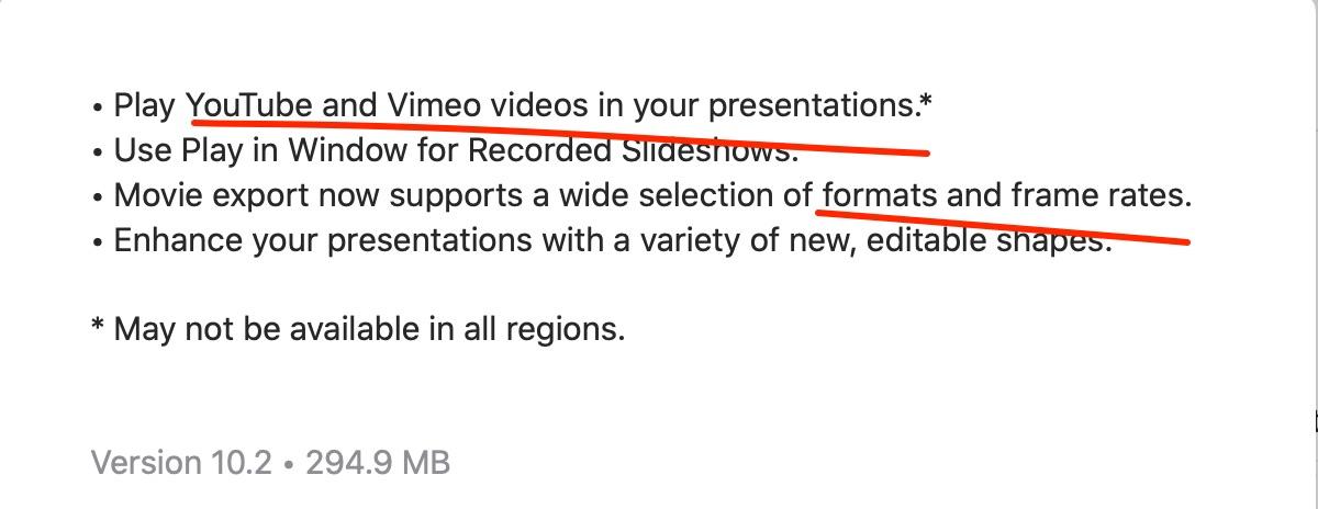 Well finally, Apple. Thank you. #keynote #updates #Mac https://t.co/KNvqZvw0IB